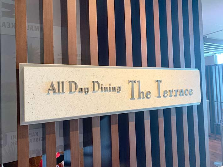 レストランのロゴ画像