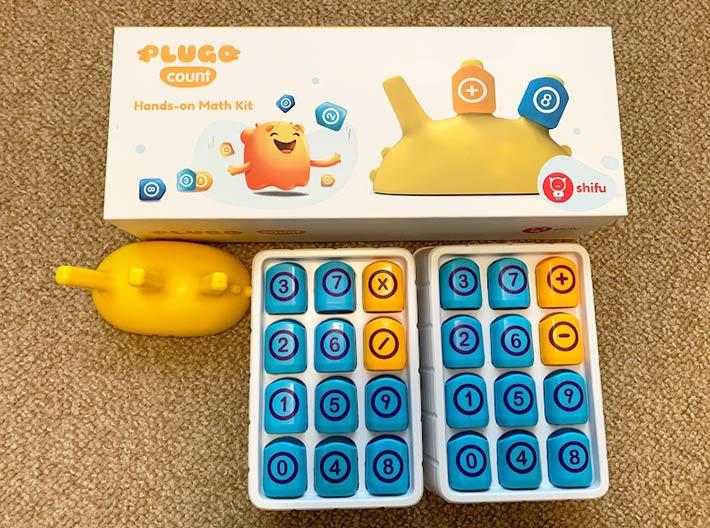 PLUGO(プルゴ)のカウント