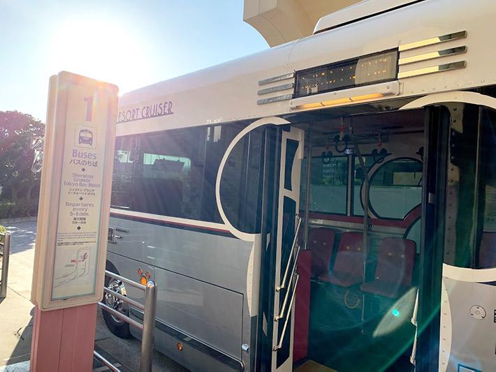 シェラトン東京ベイのバス
