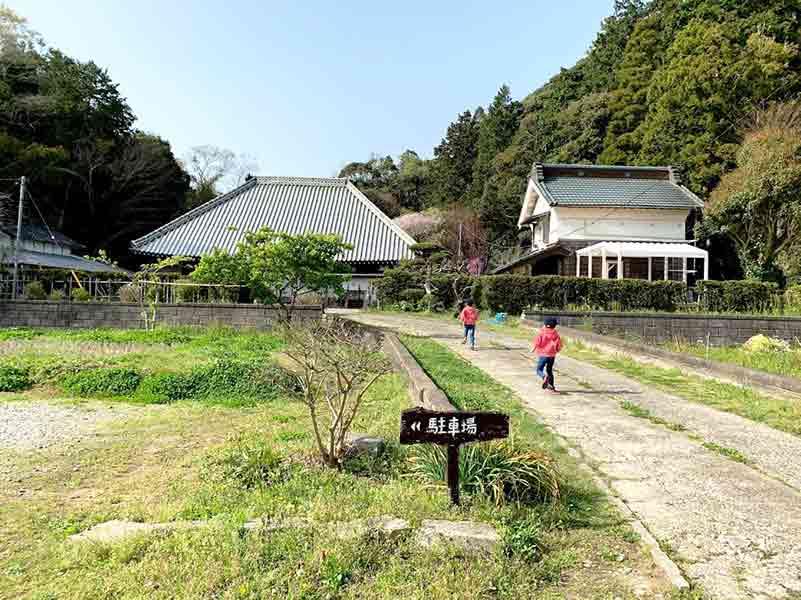 千葉・大多喜町にある古民家